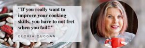 Gloria Duggan from Homemade and Yummy Quote Card
